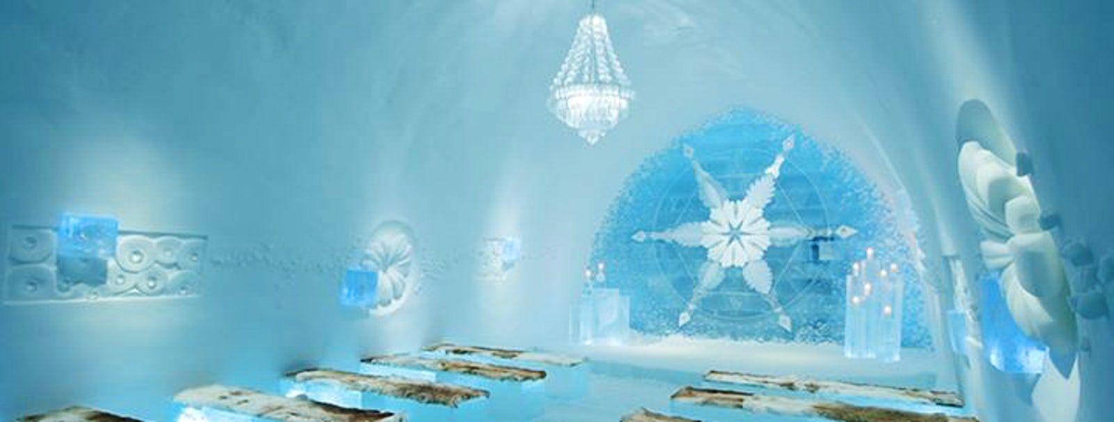 Visit ICEHOTEL in 2020 | Adventure travel, Lapland ...