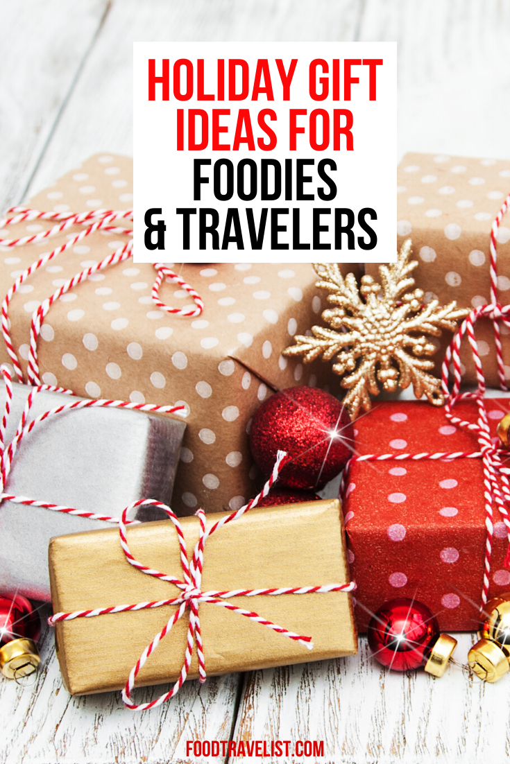 Best Ever Unique Holiday Gift Ideas For Travelers Best Travel Gifts Holiday Gifts Travel Gifts