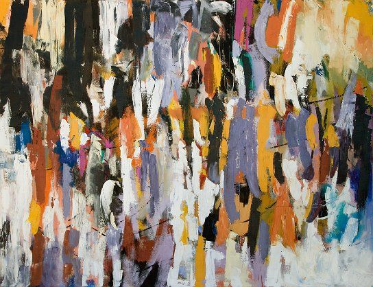 Julie Schumer - Crowdscape