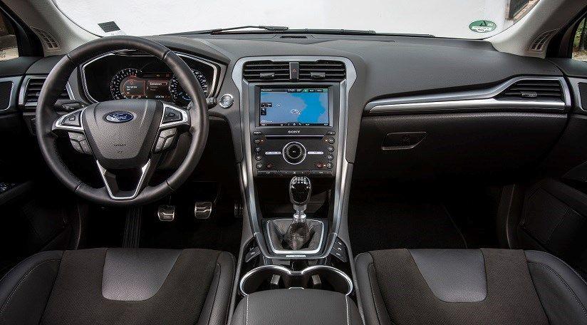Ford Mondeo Titanium 2 0 Tdci 180 2015 Review Voiture
