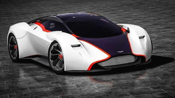The Best New Cars By Bugatti Aston Martin And Ferrari In 2018: Concept Cars Of The Future! ''NEW 2017 Aston Martin DP-100