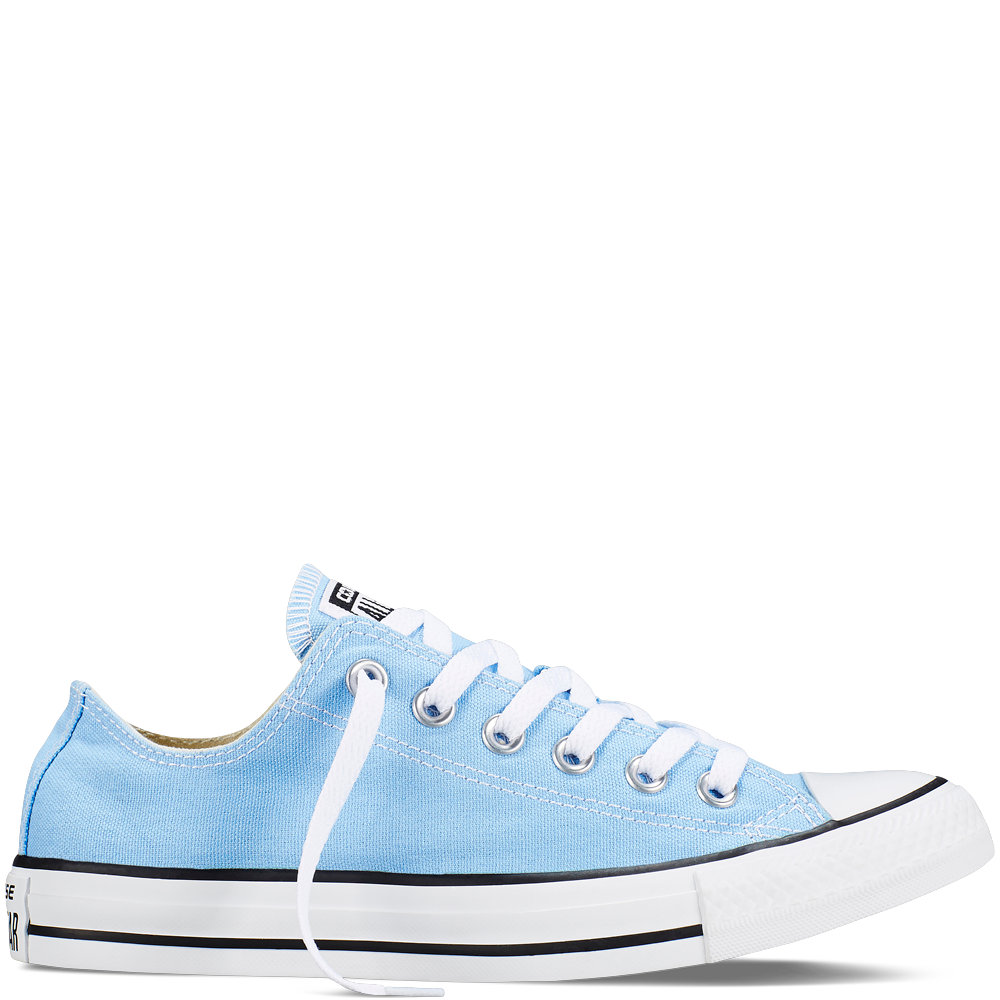 baby converse light blue,Free Shipping