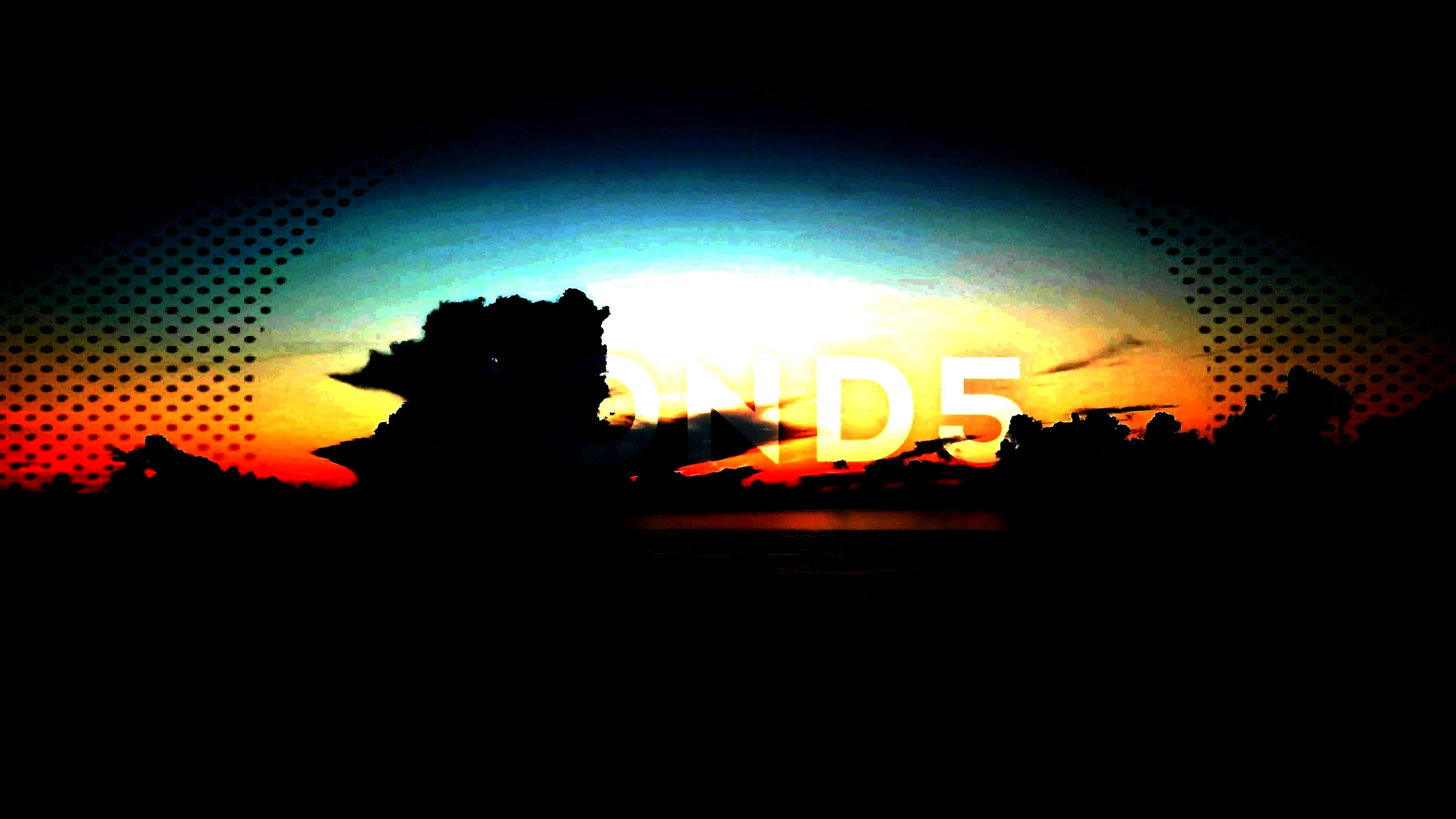 Series 4K Stock Footage ...and Sunsets Series 4K Stock Footage ... Photographic Print Eilean Dona