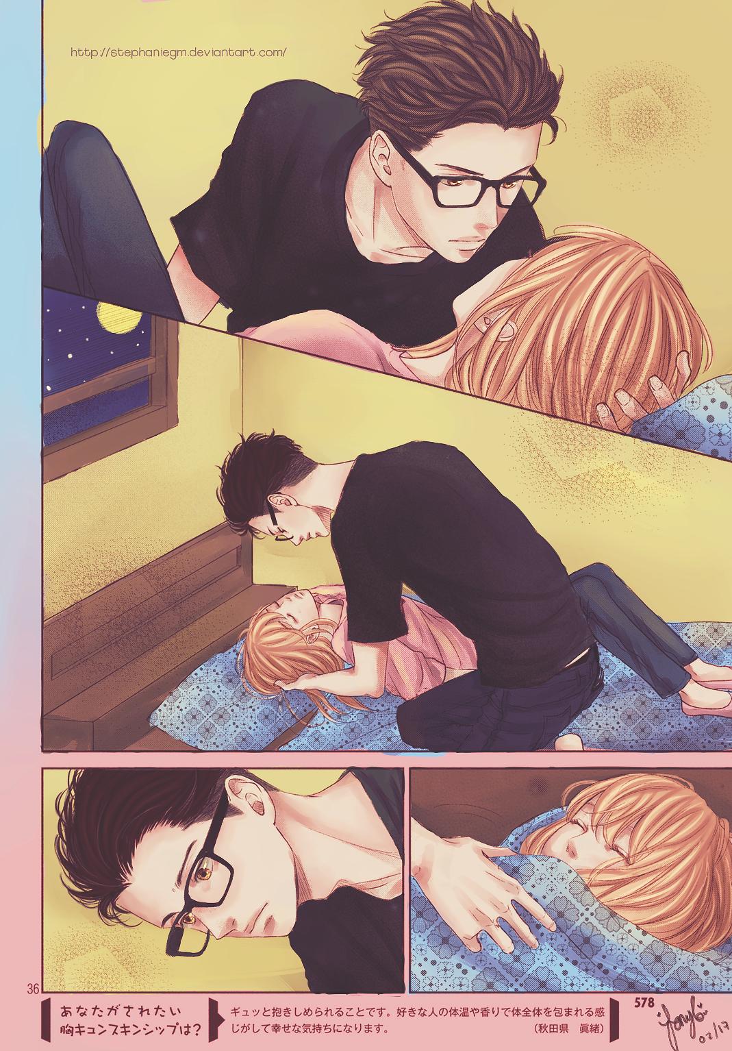Living No Matsunaga San Vol 1 Ch 3 Page 39 Batoto Manga Shoujo Manga Amor Parejas De Anime Manga
