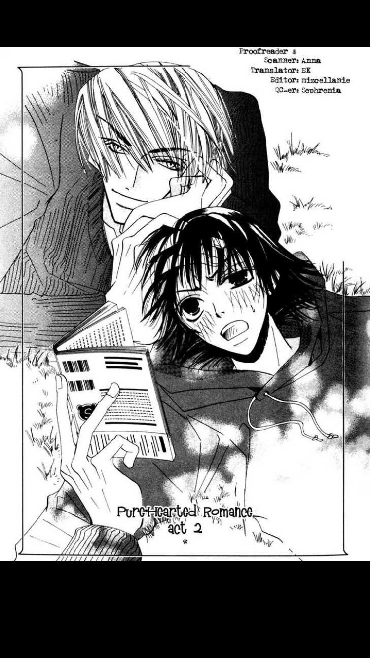 Pin by Purple Afton on Junjou Romántica Anime, Manga