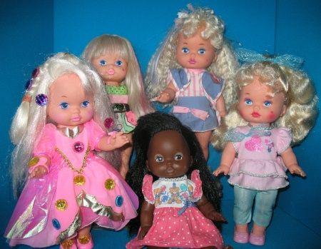 Lil miss magic hair | My childhood memories, Childhood