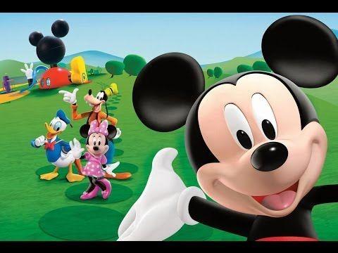 4132c4683fc cancion de la casa de mickey mouse en español latino.mpg - YouTube ...