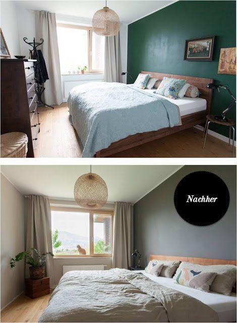 Neue Farben F Schlafzimmer