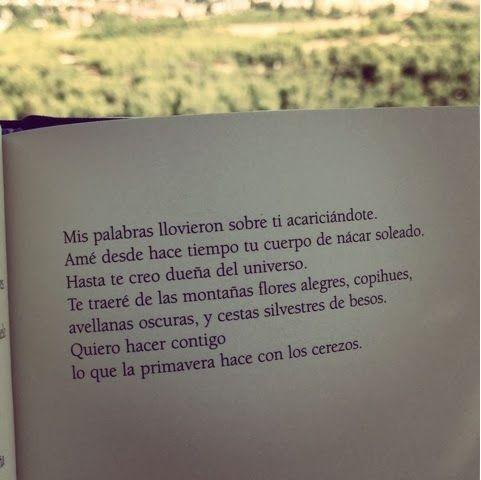 De Colgada En Tus Manos Nada Poemas Pablo Neruda Poemas De La Vida