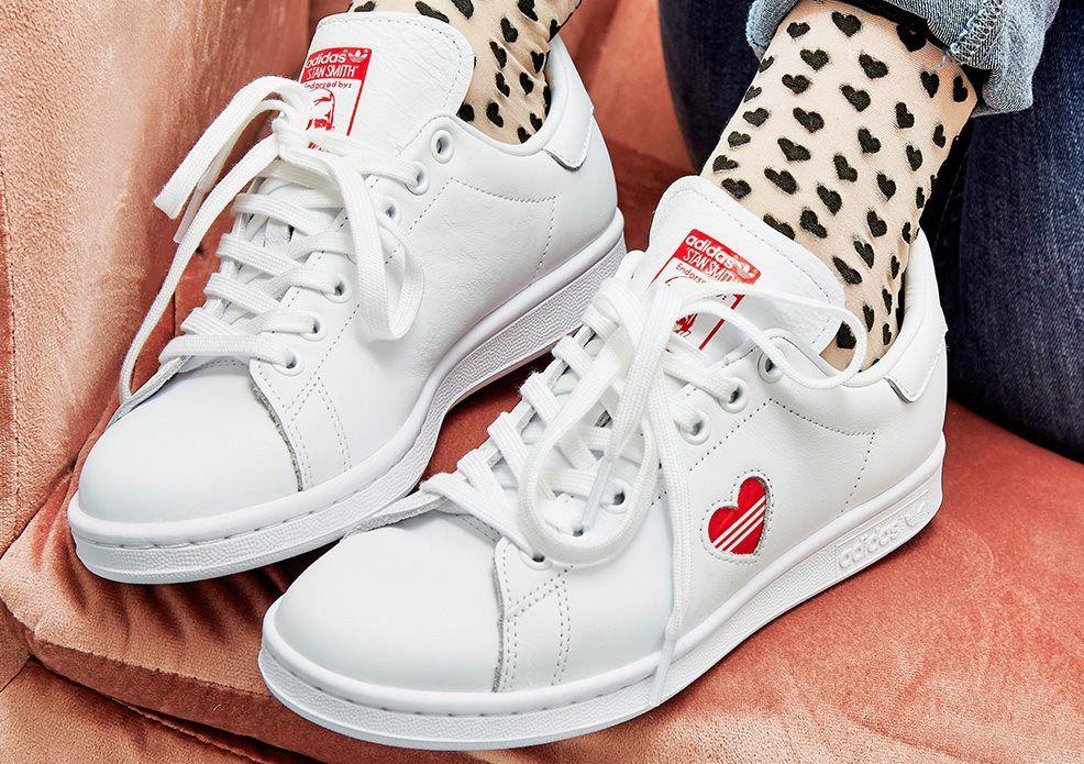 adidas stan smith femme valentine day