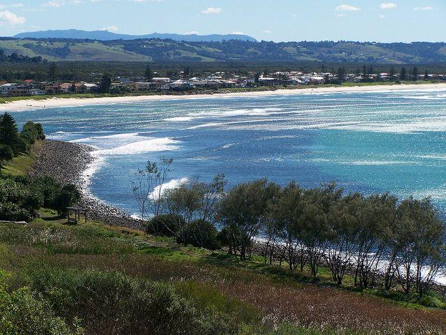 Legendary Pacific Coast Drive Sydney to Brisbane Australia