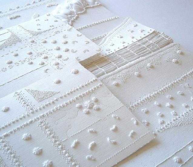 colorgirl: Karen Ruane's Lovely White Work