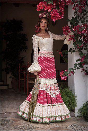 Colecci n moda flamenca 2016 trajes de flamenco - Ropa segunda mano cordoba ...