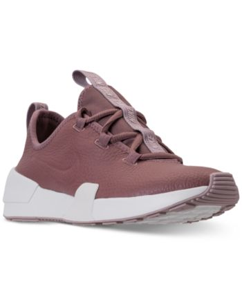fd3f8a1ab06a1 Nike Women's Ashin Modern Leather Casual Sneakers from Finish Line - Brown