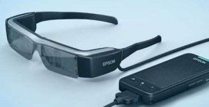 Epson has introduced the new Virtual Reality glasses The Moverio BT-200 which is a a android based VR system, with being transparent and having 3d capabilities .