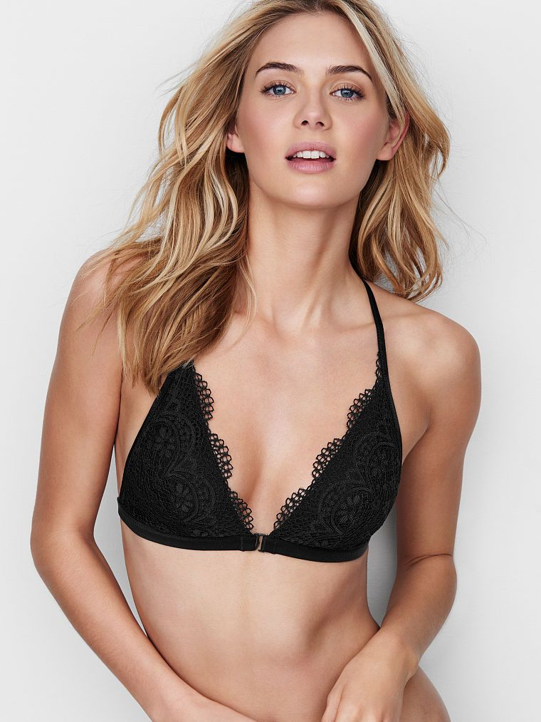 1b1a22d454 Front-close Bralette - The Victoria s Secret Bralette Collection - Victoria s  Secret