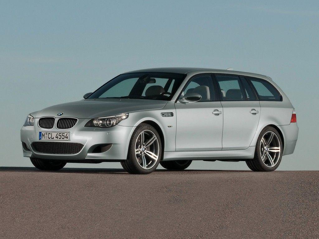 Bmw m5 wagon performance practicality