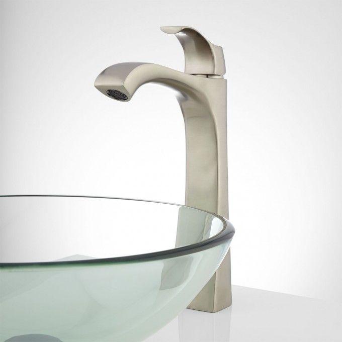 Clayton Single Hole Vessel Faucet Vessel Sink Faucet Faucet Single Hole Bathroom Faucet