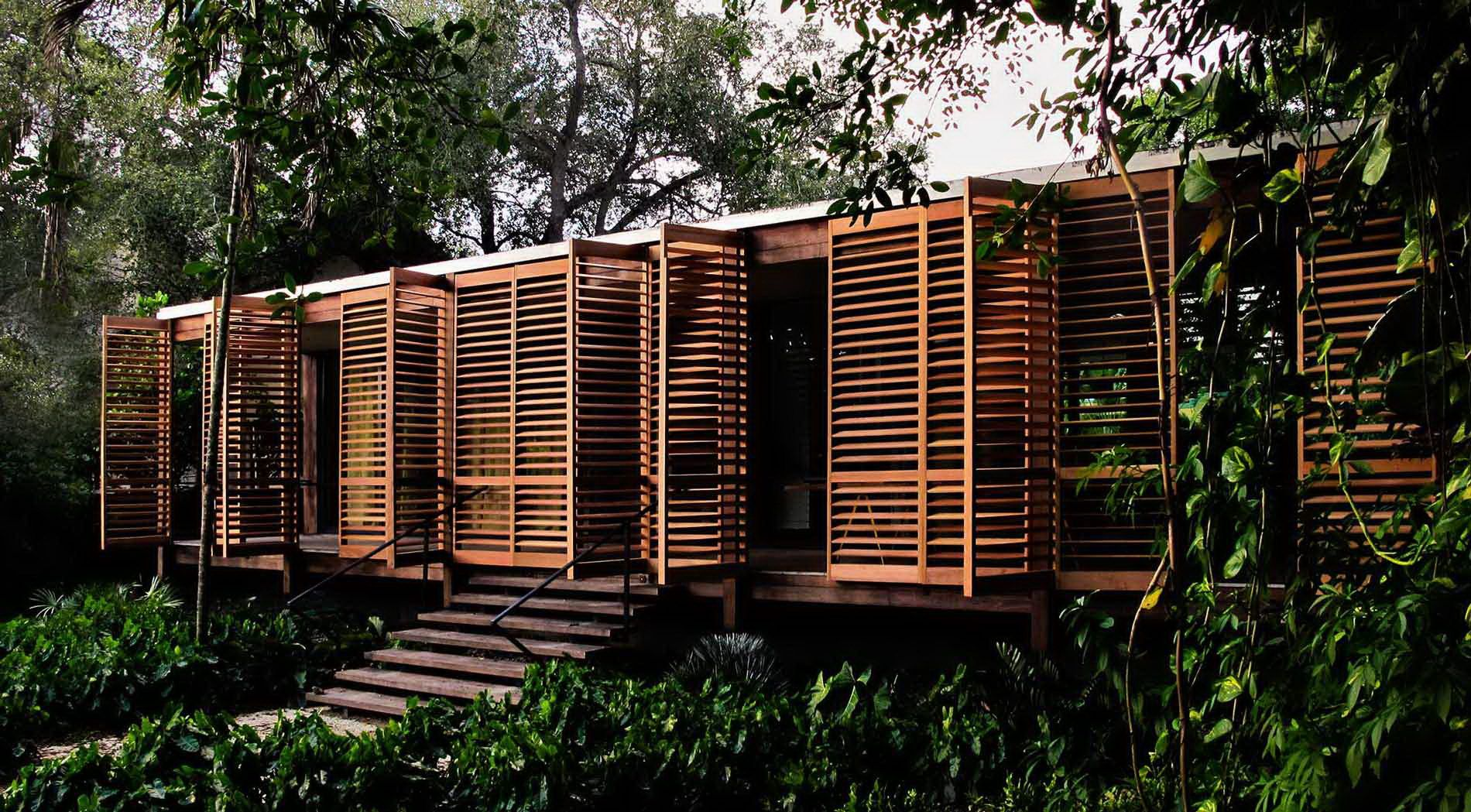 Brillhart House | Tropical Refuge by Brillhart Architecture | Wowow, Home!