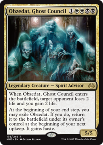 Mtg Black White Orzhov Commander Edh Deck Magic The Gathering 100 Cards Teysa The Gathering Magic The Gathering Monstros Lendarios