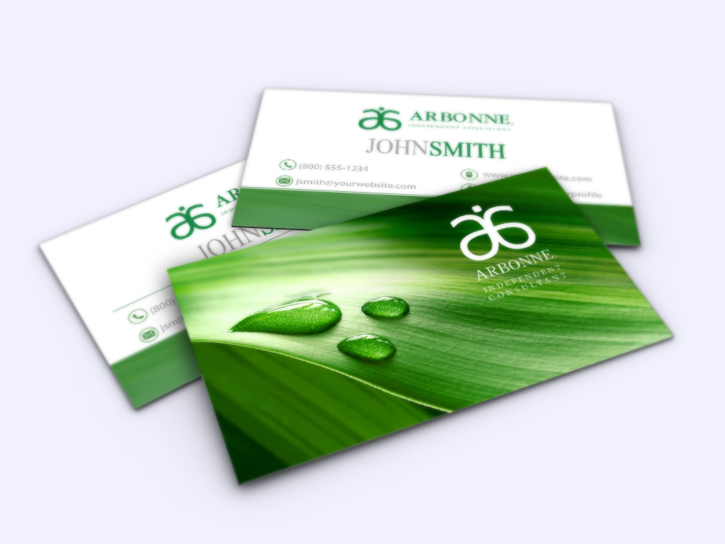 Arbonne Consultants We Have New Business Card Designs Just For You Mlm Arbonne Print P Arbonne Business Cards Free Business Cards Printing Business Cards