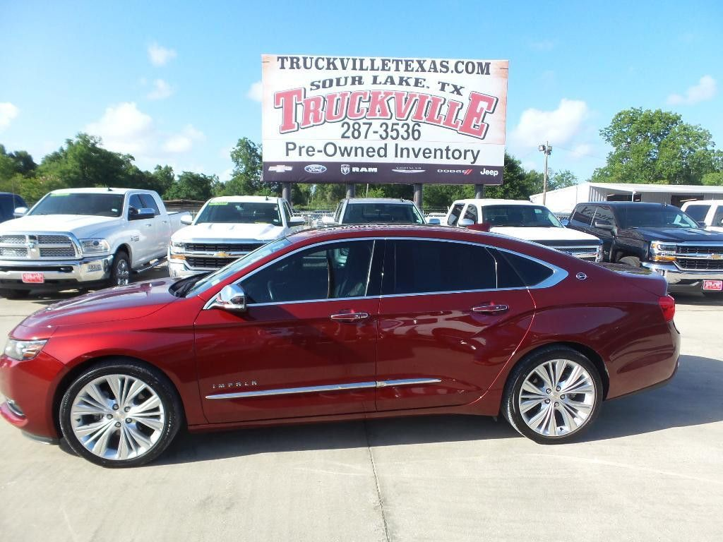 2018 Chevy Impala for Sale