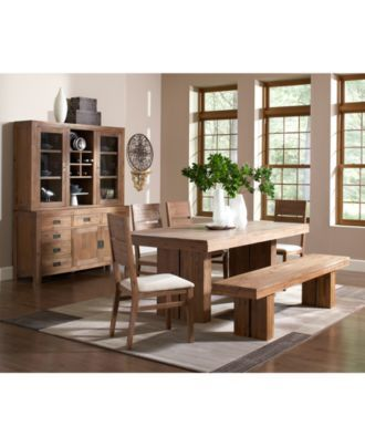 Champagne Dining Room Furniture Collection Dining Room Furniture