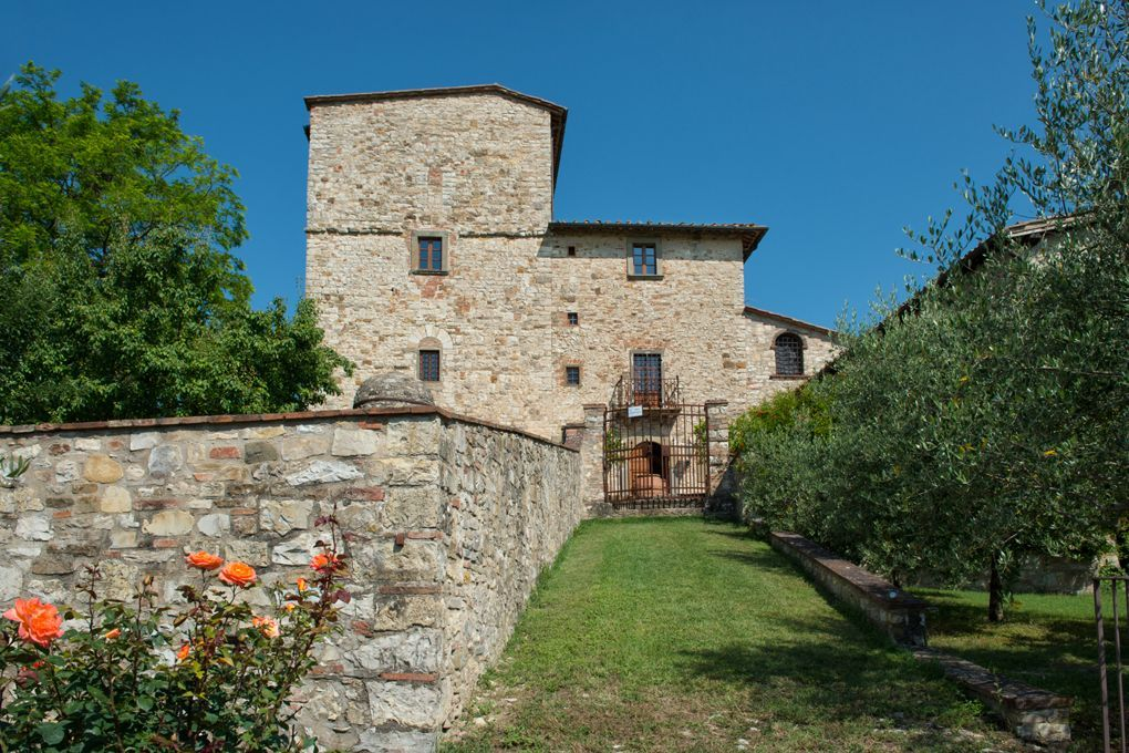 Michelangelo's Tuscan villa is for sale for 9.27 million