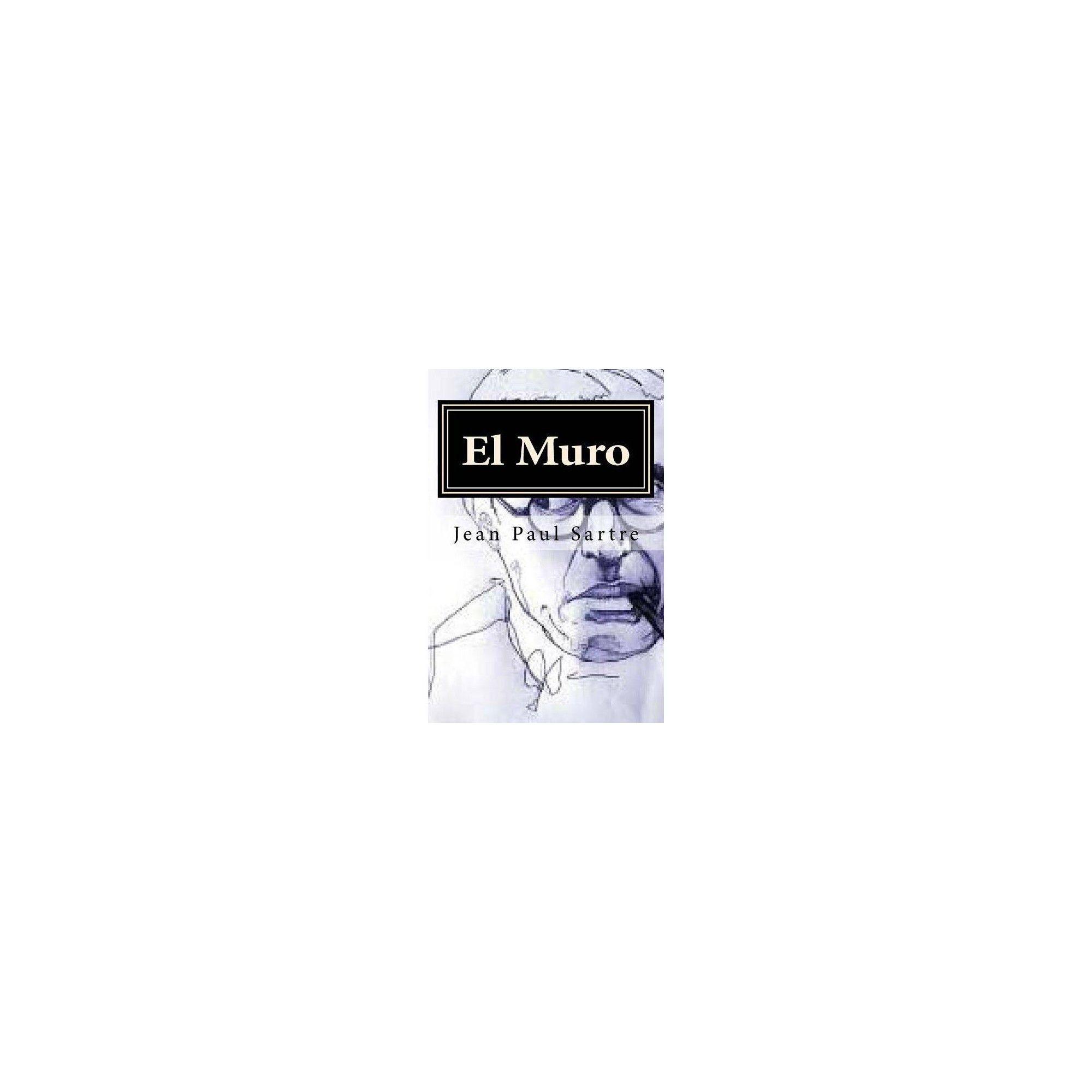 El Muro - by Jean Paul Sartre (Paperback) #jeanpaulsartre