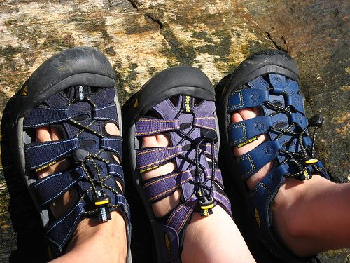 897b3bd2dd OKL Summer-Keen Sandals | Travel | Gaining Elevation