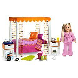 American Girl Julie S Bedroom Collection American Girl
