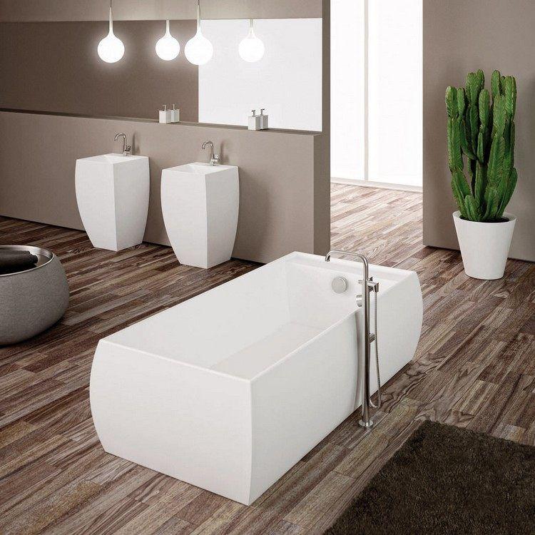 Parquet Salle De Bain Pour Ou Contre Sa Pose Bath - Pose parquet salle de bain