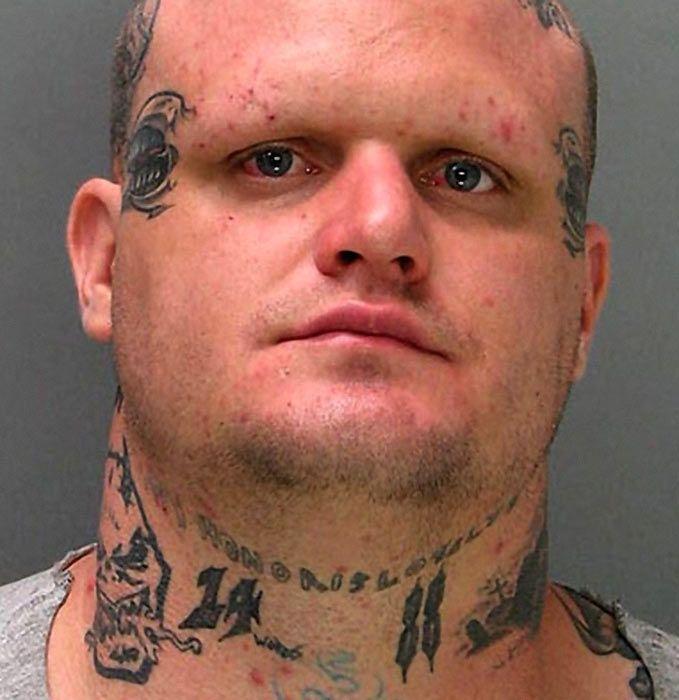 Gang Tattoos Jpg 679 215 700 Prison Gang Pinterest