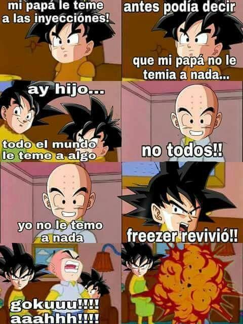 Dragon Ball Super Memes Xd Memes De Pokemon Memes Divertidos