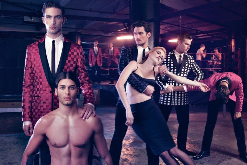 Dolce Gabbana Fall Winter 2009 2010 Add Campaign Dolce And