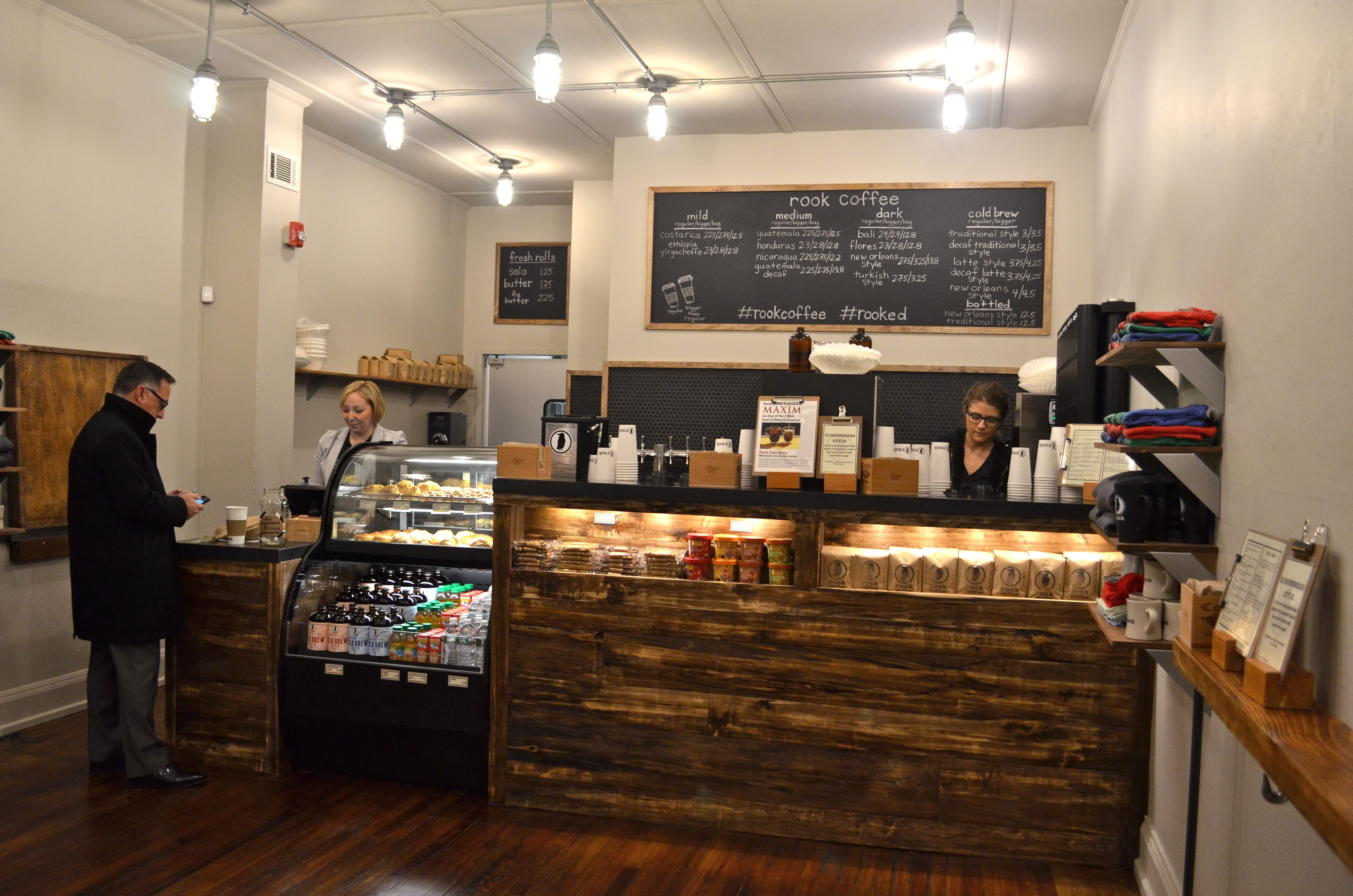 Rook Coffee Red Bank 10 White Street