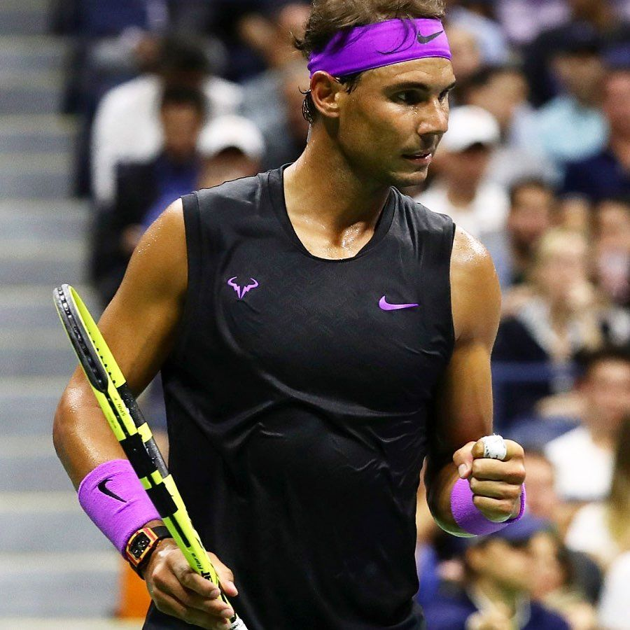 Rafa Nadal Academy By Movistar On Instagram Vamooos Gran Triunfo De Rafaelnadal Para Arrancar En El Usop Rafael Nadal Tennis Clothes Soccer Tennis