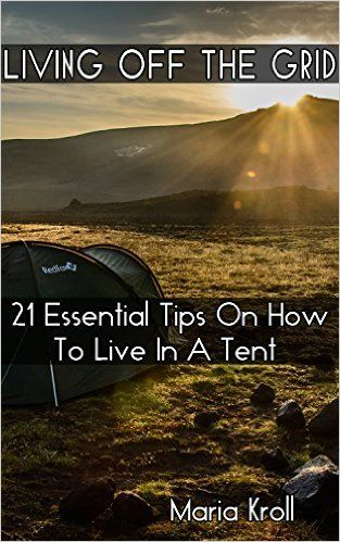 Why we're living in a tent