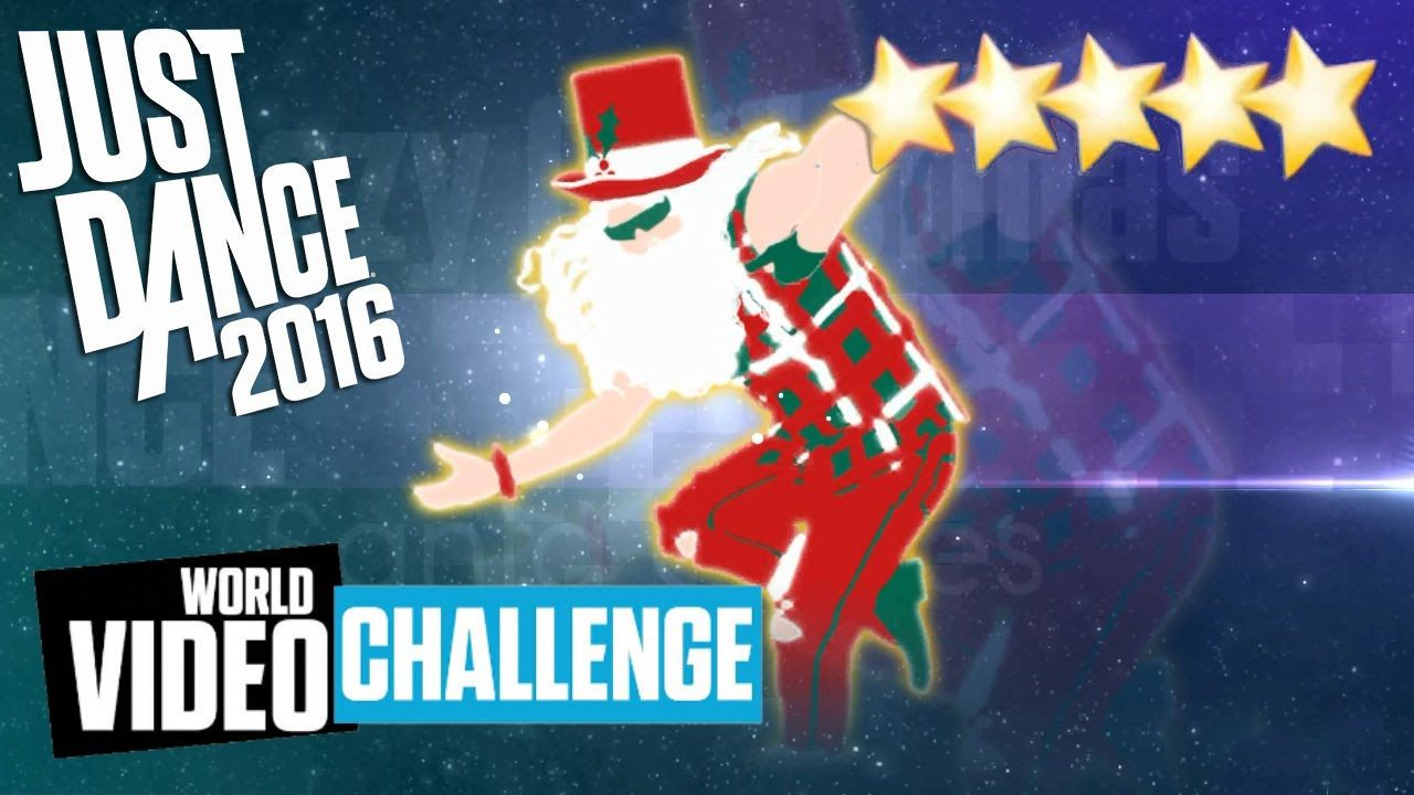 Crazy Christmas - Just Dance 2016 (Unlimited) - Full Gameplay 5 ...