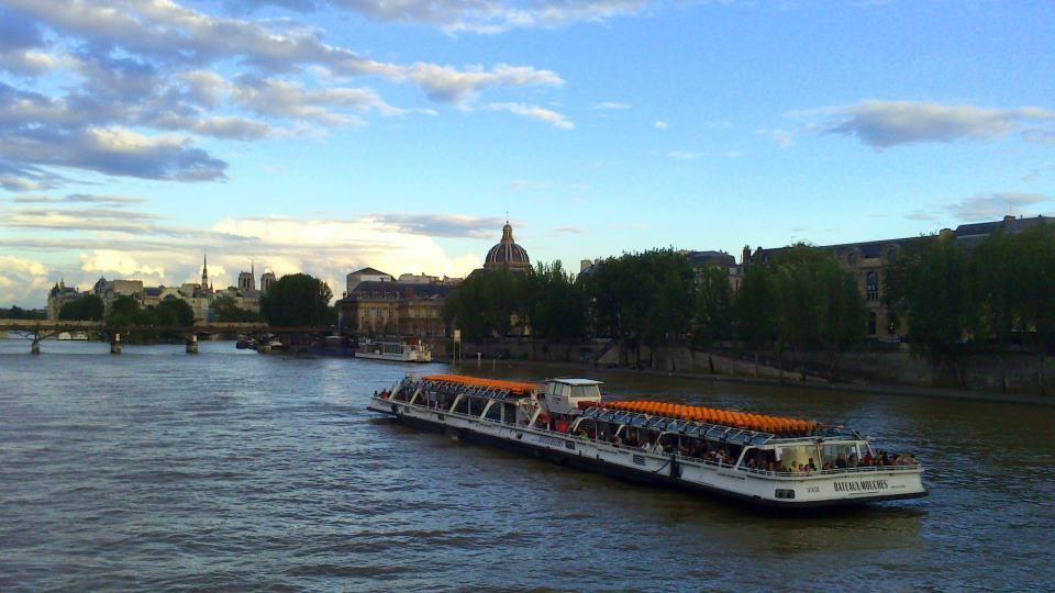 © Claudia GHERMAN, La Seine, Paris