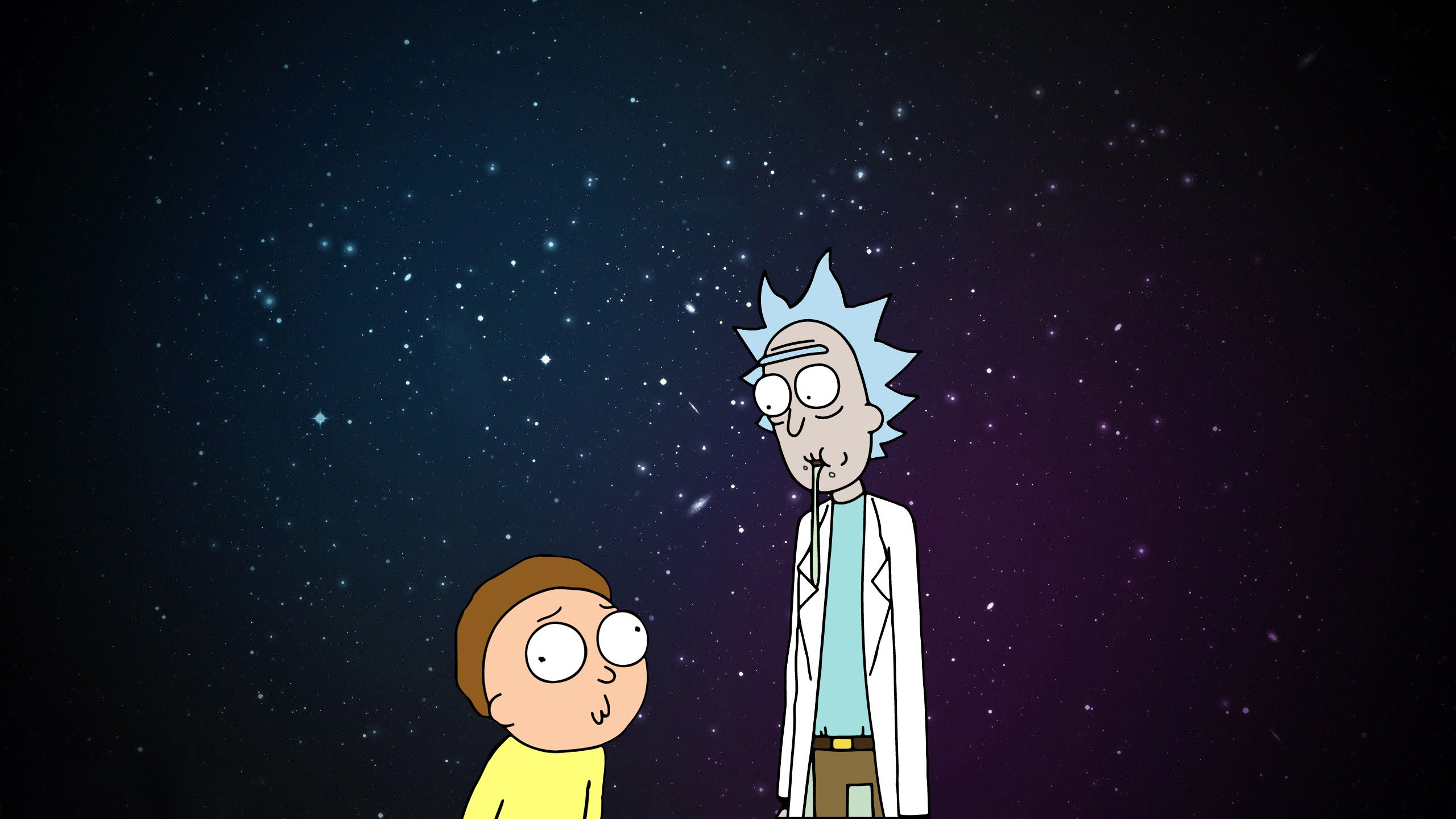 Rick And Morty Wallpaper Fresh 1920 215 1280 Imgur Rick Morty Wallpaper Album In 2020 Rick And Morty Image Cartoon Wallpaper Rick I Morty