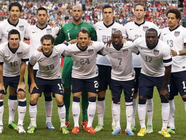 Jornal Record Estados Unidos Futbol Internacional Futbol
