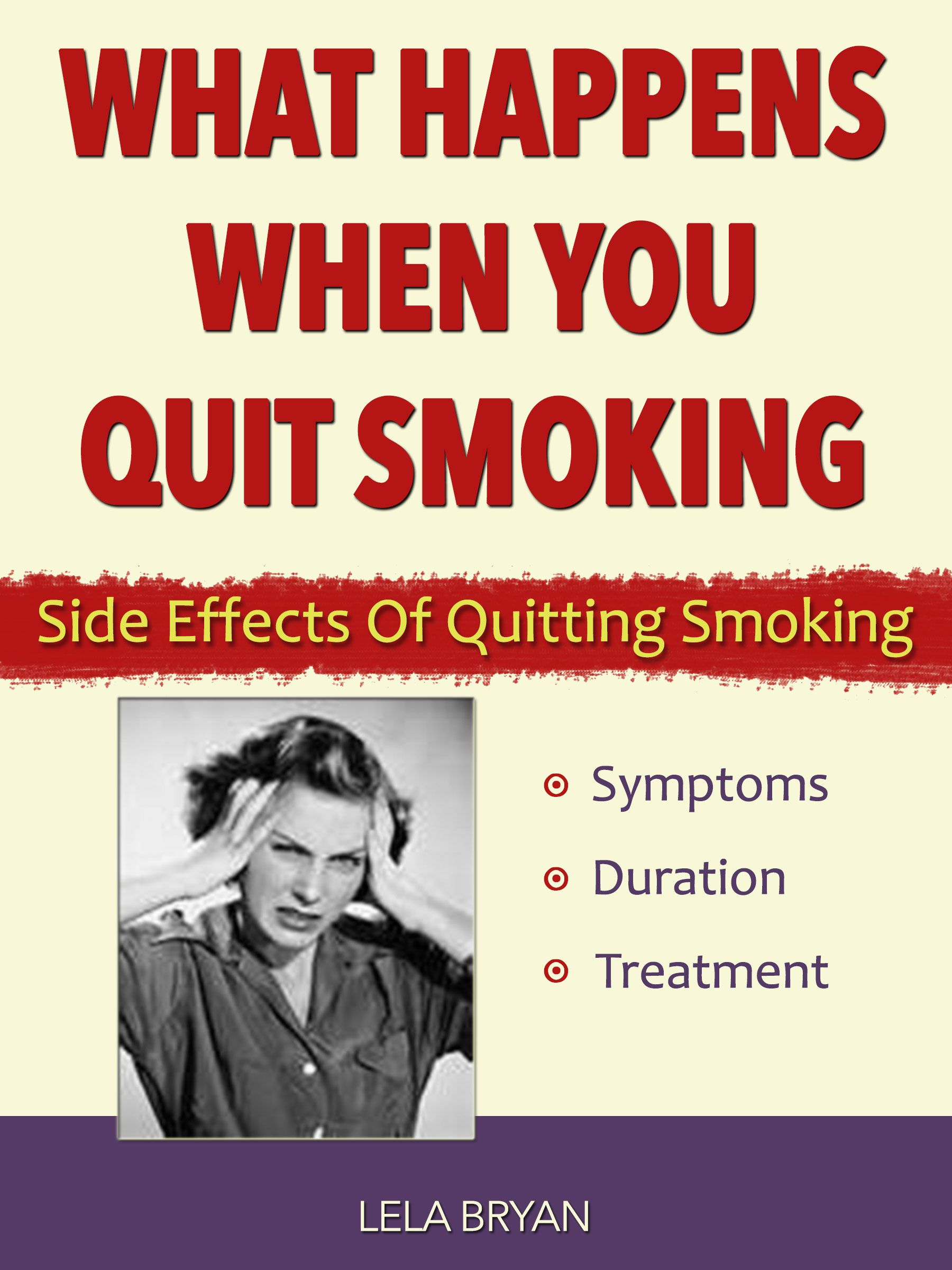 What Are the Side Effects of Quitting Smoking? | PlushCare