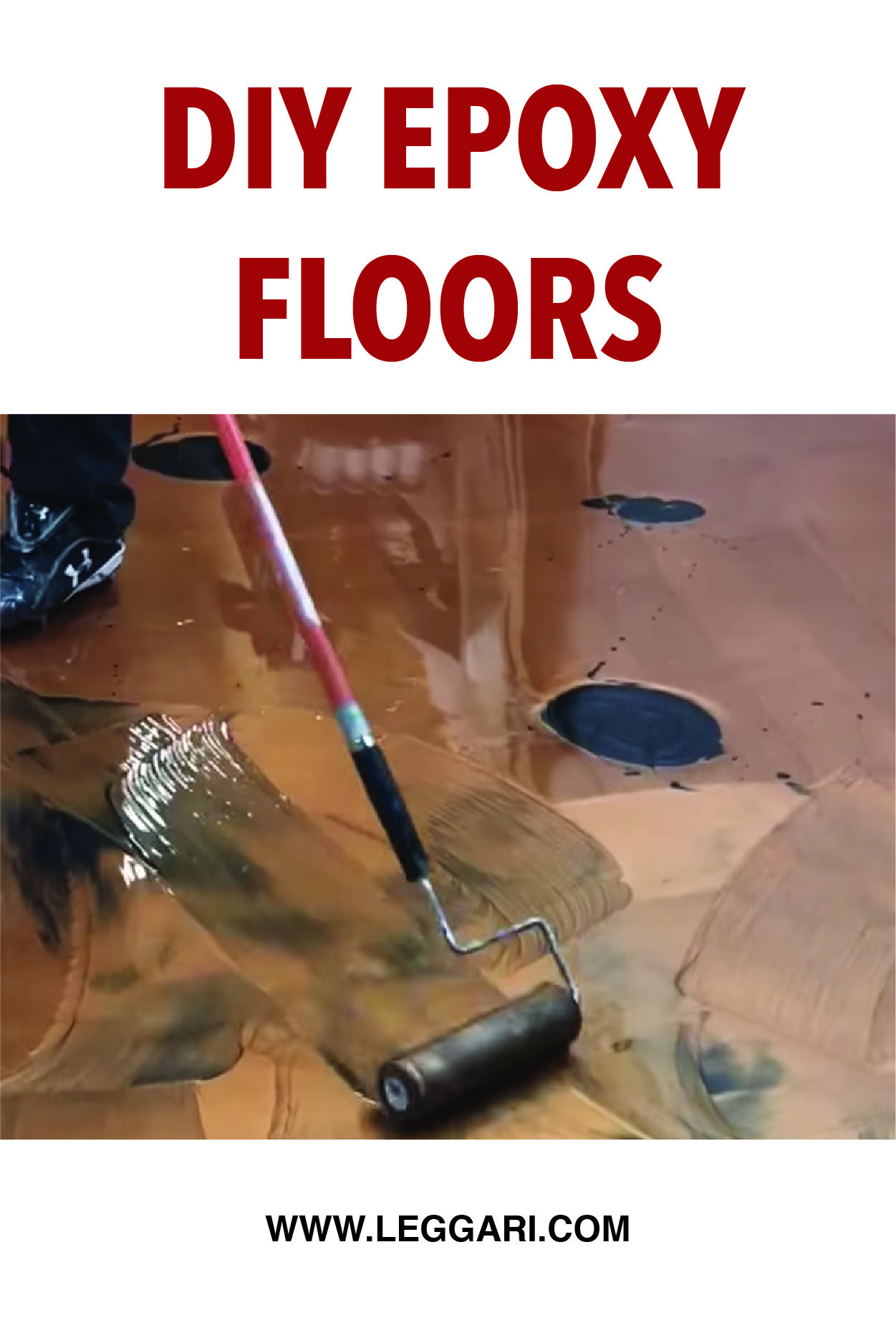 Customer install epoxy floors learn how to use out leggariproducts customer install epoxy floors learn how to use out leggariproducts kits to do this to solutioingenieria Choice Image