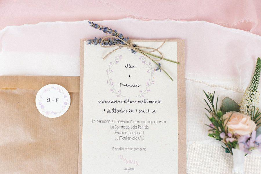 Partecipazioni Matrimonio Lavanda.Un Matrimonio Boho Chic Nel Monferrato Matrimonio Boho