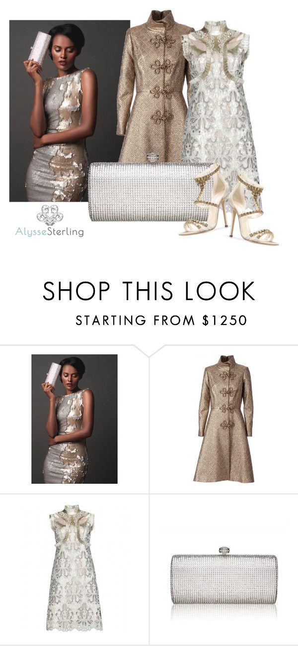 """""""SHOP - Alysse Sterling"""" by alyssesterling ❤ liked on Polyvore featuring Oscar de la Renta and Erdem"""