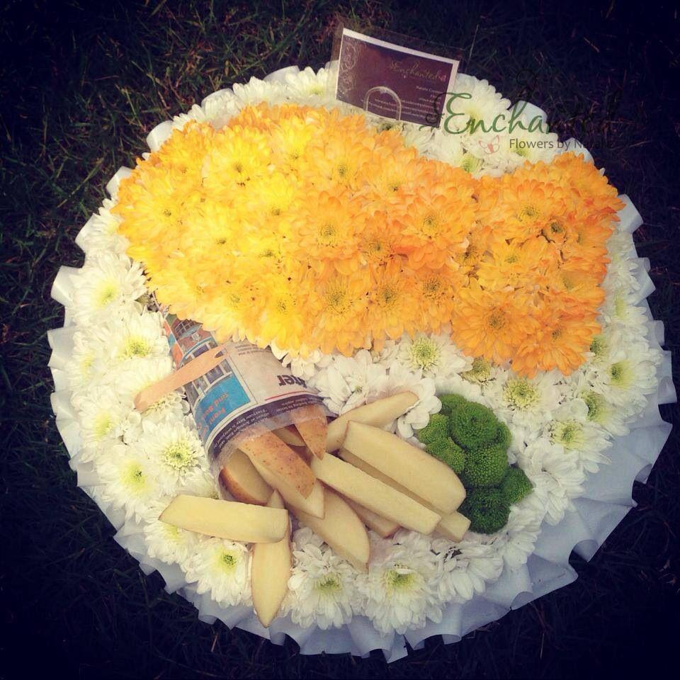 Fish chip funeral tributefuneral flowers facebook fish chip funeral tributefuneral flowers facebookenchantedflowersbynatalie www izmirmasajfo