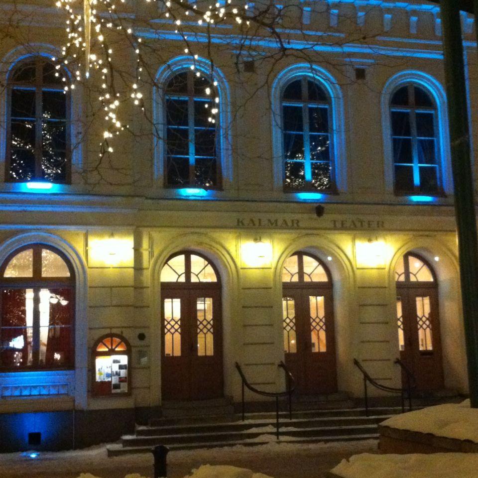 Kalmar Teater Kalmar jan 2016