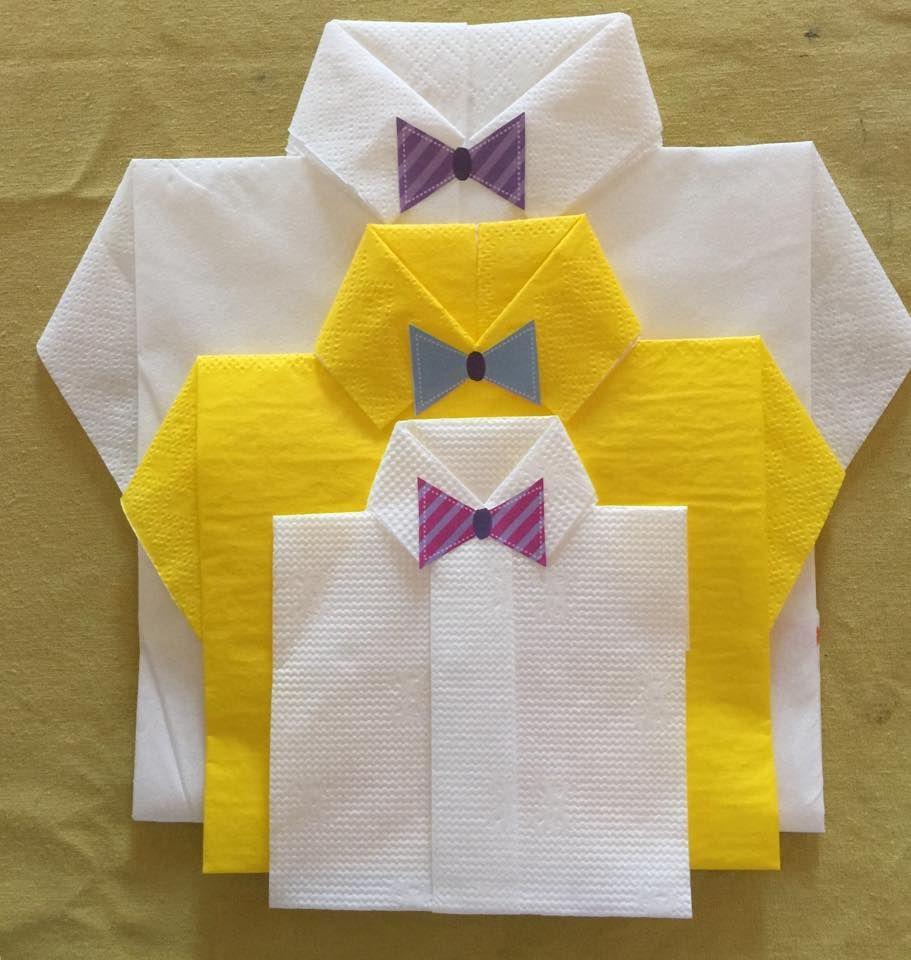 Bigg Bites Restaurant (Origami Napkins)