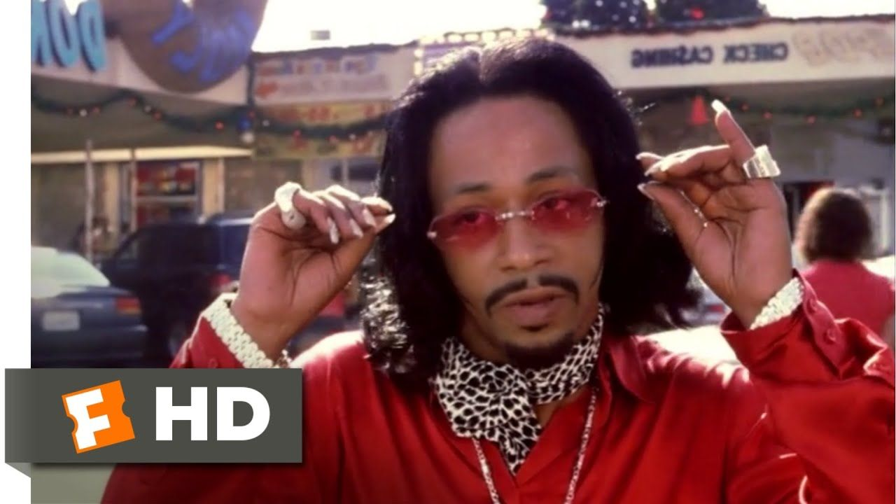 Friday After Next 2002 Money Mike Got Robbed Scene 4 6